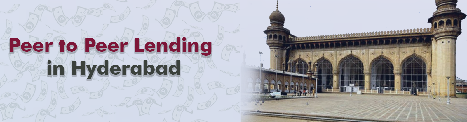 Peer to Peer Lending in Hyderabad