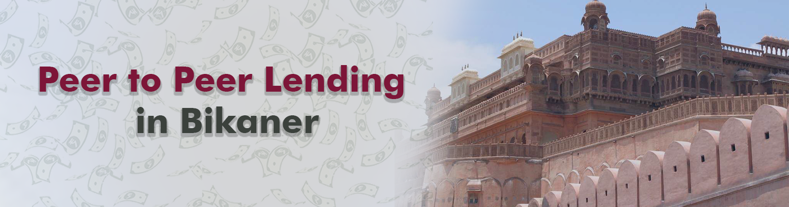 Peer to Peer Lending in Bikaner